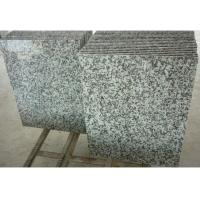 Wholesale Solid Surface Granite Stone Floor Tiles , Gray Natural Granite Stone Slabs from china suppliers