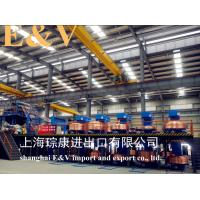 Wholesale 1000Ton - 12000Ton Oxygen Free Copper Continuous Casting Machine For Rod / Wire from china suppliers