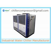 Wholesale 25HP 18 TR Air Cooled Water Chiller with Internal Water Tank And Pump from china suppliers