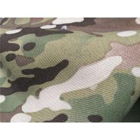 Wholesale Lean Textile Polyester cotton T/C 65/35 ripstop fabric multicam print, IRR, NIR,waterproof from china suppliers
