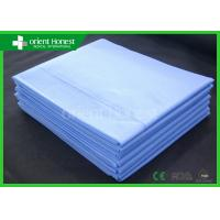 China Soft Disposable Waterproof Bed Pads / Cover For Medical Hygienic on sale