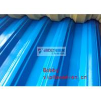 Wholesale Large Automatic Hollow Roofing Sheet Machine for PVC Plastic Tiles 800-1000mm from china suppliers