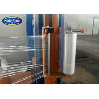 China High Strength Plastic Wrap Roll For Manual or Machine Application on sale