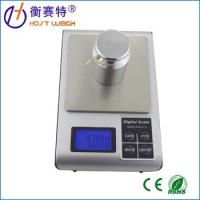 Wholesale digital smart weight 500g 0.01g electronic pocket jewelry scale from china suppliers