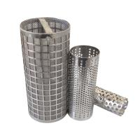 Wholesale Custom 304L Stainless Steel Drain Net Strainer from china suppliers