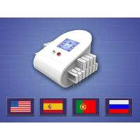 Wholesale 208 Diodes Lipo Laser Slimming Machine 650nm / 980nm 130mw With Mitsubishi Laser Tube from china suppliers