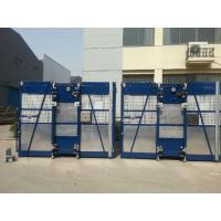Quality Aluminum Scaffold Hoist Elevator Up Down Door 3.2m x 1.5m x 2.5m Cage for sale