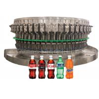 Wholesale ISO Soda Water Carbonated Drink Filling Machine Capping For PET Bottle from china suppliers