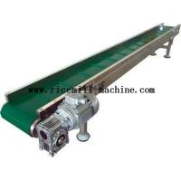 Buy cheap Bucket Elevator Conveyor Removeable Belt Transportor Rubber Black For Rice Mill from wholesalers