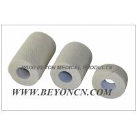 Wholesale Athletes Protection During Games Elastic Adhesive Bandage / Tearable EAB from china suppliers