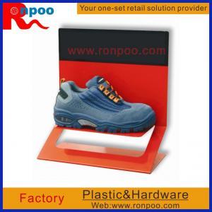 China Shoe Display Shelves,Shoe Free Standing Displays,Shoe rack folding,Shoe riser slanted,Shoe on sale