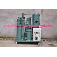 Vacuum Lube Oil Purifier Engine Oil Recycling Plant Hydraulic Oil Filtration TYA