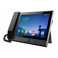 Wholesale 10.1 inch 1080P voip video android phone, sip android phone from china suppliers