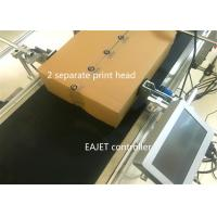 Wholesale TIJ 2.5 Thermal Ink Printer 7 Inch Touch Screen 40m/Min Water Solvent Based from china suppliers