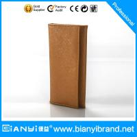 Wholesale Unisex leather wallet from china suppliers
