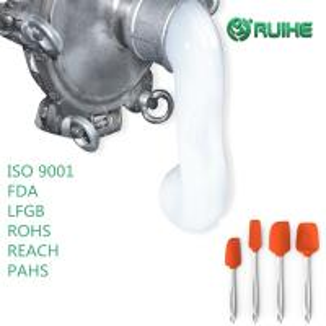 Food Grade LSR Liquid Silicone Rubber / High Consistency Liquid Mold Making Rubber