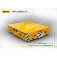 Wholesale Aluminum Rolling Car Electric Industrial Transfer Trolley in Assembly PLC Control from china suppliers