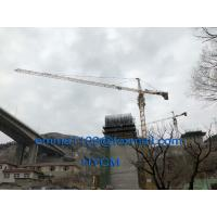 China TC5015 Construction Topkit Tower Crane 6T Capacity  for High Temperature on sale