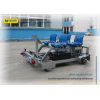 Buy cheap Fully Automatic Railroad Speeder Cars Dual Rail Ultrasonic Inspection Equipment from wholesalers