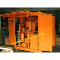 Wholesale Mobile Transformer Oil Purifier, Insulation Oil Renewable Plant,filter 110KV more or less from china suppliers