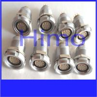 Quality 2 3 4 5 6 7 8 9 10 pin lemo compatible female socket EGGEXGEPG for sale