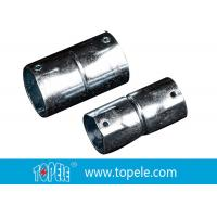Buy cheap TOPELE 25mm / 32mm BS Electrical Conduit steel coupler from wholesalers