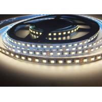 Wholesale Ultra Lux CCT Tunable White Dual White CW+WW 12V 24V LED Strip SMD3014 color temperature adjustable 240LEDs/m from china suppliers