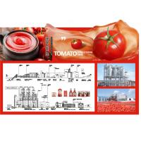 Wholesale SS304 Small Scale Ketchup Tomato Paste Production Line Customized Size Easy Operation from china suppliers
