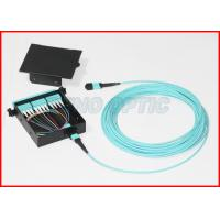 Wholesale MTP - LC Fiber Optic Cassette Patch Panel 12 Duplex LC To 2 X 12 Core from china suppliers