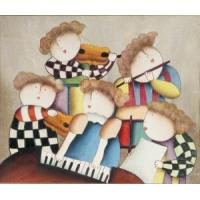 China NEW PHOTOS OF oil paintings canvas on sale