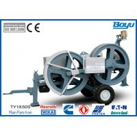 Buy cheap Overhead Hydraulic Tension Stringing Equipment meter German Wika 50kN 5T from wholesalers