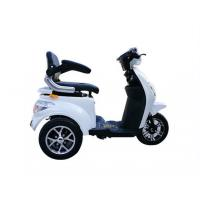 China 1000W Electric Tricycle For Handicapped , 3 Wheel Mobility Scooter on sale
