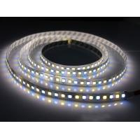 Wholesale 5050 SMD 96LEDs/m 24V CCT Tunable White Dual White CW+WW LED Strip color temperature adjustable from china suppliers