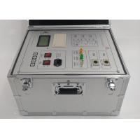 Wholesale Transformer Capacitance & Tan Delta Test Equipment Dielectric Loss & Capacitance from china suppliers