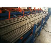 Good Toughness Welded Steel Tube Round More Safety +C Delivery Condition