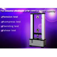 Wholesale Computer Control Electronic Universal Testing Machine 10KN Two Columns from china suppliers