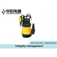 Wholesale Submersible Vortex Sewage Pump , Electrical Submersible Pump For Sewage Application from china suppliers