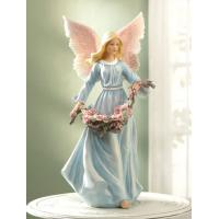 Wholesale Resin Angel Little Angel Figurines Angel Girl from china suppliers