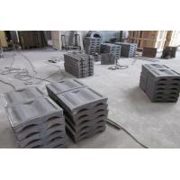 Wholesale Ball Mill Lining Hole Size Check for High Cr Mill Liners Hardness More than HRC55 from china suppliers