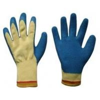 Wholesale Kevlar Wiht Latex Coated Gloves from china suppliers