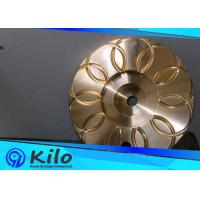 Wholesale High Precision Rapid Die Casting Components Brass CNC Machining Prototype from china suppliers