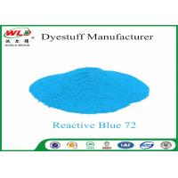 Wholesale Custom Blue Fabric Dye Reactive Turquoise Blue P-GR C I Reactive Blue 72 from china suppliers