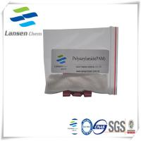 China Cationic Polyacrylamide PAM Flocculant for Papermaking Water Treatment with competitive price on sale