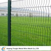 Wholesale Welded  Mesh Fencing|Rigid Wire Fencing with 3~8mm Wire Dia from China Factory from china suppliers