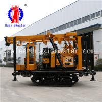 Wholesale XYD-200 crawler hydraulic core drilling rig / reduced the operate