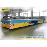 Wholesale Trackless Transfer Bogie Electric Trailer Trolley Low Noise Easy Operation from china suppliers
