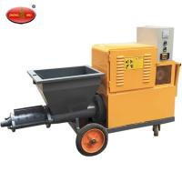 China Good Price Used For Tunnel GLP-311 Mortar Plaster Spraying Machine With Best Price on sale