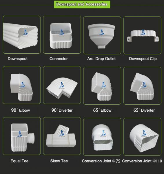PVC Rain Gutter Malaysia