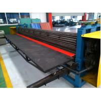 Wholesale PLC Controlled Automatic Trapezoid Metal Roof IBR Sheet Roll Forming Machine from china suppliers
