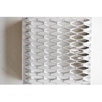 Wholesale Crocodile Mouth Low Carbon Steel Anti - Skid Stair Treads Aluminum Material from china suppliers